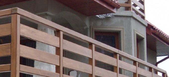 balustrady tarasowe