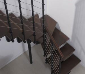 schody zabiegowe modułowe
