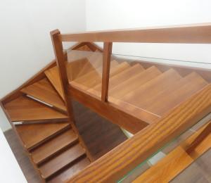 schody drewniane śląsk