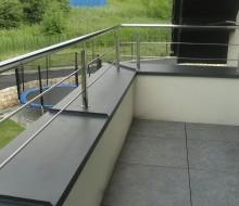 Nasza firma oferuje: schody dywanowe kraków, balustrady z kwasówki, schody półkowe, schody dywanowe, schody wspornikowe