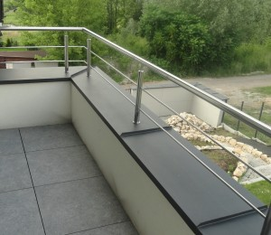 balustrady ze stali nierdzewnej śląsk